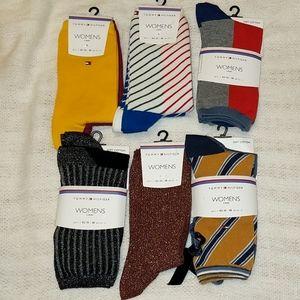 LOT: Tommy Hilfiger Women's Socks